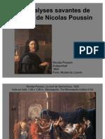 5. Les analyses savantes de l'œuvre de Nicolas Poussin