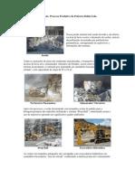 Produção  Processo Produtivo da Pedreira Rolim Ltda