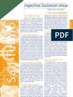 Boletin Perspectivas Socioeconómicas San Telmo Junio 2011