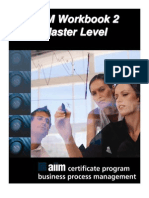 BPM Master Class Days 3 and 4 Student Workbooks 10302007 (US)