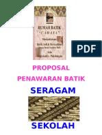 Proposal+Batik+Elshinta