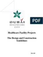 Healthcare Facility Projects