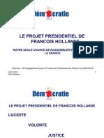 Pres Simplifiee Projet Presidentiel Fh 26010212 Vd12