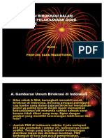 Revitalisasi Birokrasi Dalam Gg (Juni 2006)