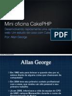 Oficina CakePHP Slides