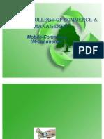 Mobile Commerec Ppt Final