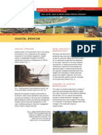 Coastal Erosion Fact Sheet