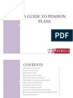 A Guide to Pension Plans