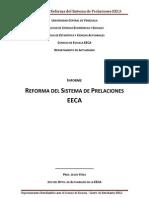 Propuesta de Reforma Final