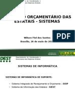 Orçamento Público segundo Ministério do Planejamento