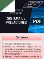 Presentacion Sistema de Prelaciones Versión Final