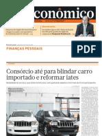 Canal do Crédito no Brasil Econômico - 12.02.08