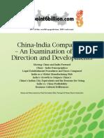 China-India Comparison 0