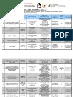 PLANACCI ACNAD. EJE 2012-1
