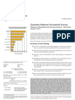 Q2 Quarterly National Household Survey