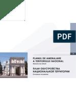 Planul de amenajare a teritoriului național al Republicii Moldova. Memoriu de Sinteză
