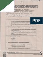 Examen Alcala La Real 2012