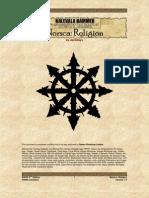 Norsca Religion