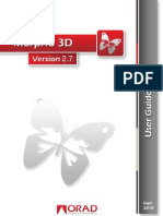 Morpho3D2.8 - User Guide