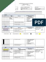 Avance Programatico Quimica Analitica 2012