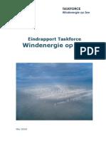Eindrapport Taskforce WoZ 050510 F