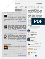India Transport Portal Newsletter - February, 2012