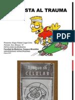 1. RESPUESTA METABÓLICA AL TRAUMA_PATOQX_ERCC