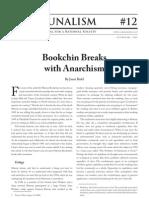 Biehl - Bookchin Beyond Anarchism