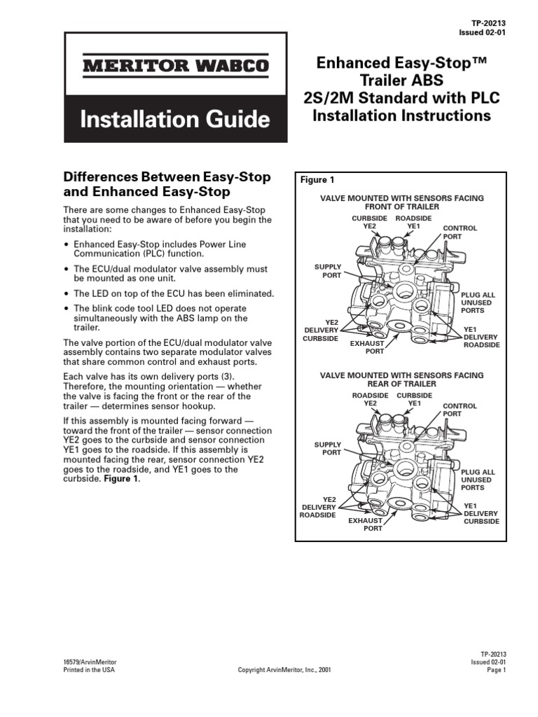 Abs wabco manutec4 anti lock braking system electrical connector sciox Choice Image