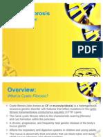 Cystic Fibrosis PPTX