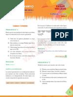 Solucionario Aptitud Académica - Cultura General Examen de admisión UNI 2012-I
