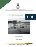 Inundaciones Rio Bogota 2006