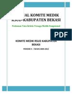 Manual Komite Medik