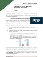 Los Estados de La Materia La Teorc3ada Cinc3a9tica