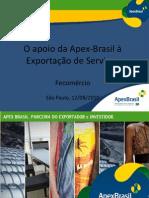 O apoio da Apex-Brasil à Exportação de Serviços_zz53zaaqas