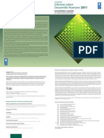 HDR 2011 ES Summary