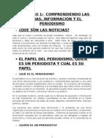 Module 1_Understanding News and Information SPANISH