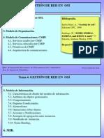 4 - Gestion de Redes OSI