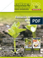 evolução de inxertos de hortaliças