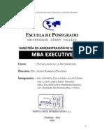 UCV MBA TI Proyecto Final