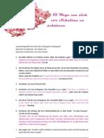 10 Wege um sich vor Schaitan zu schützen