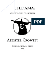 Aleister Crowley - Aceldama