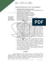 STF - Tutela coletiva de Entes de Direito Público por associação privada - Impossibilidade