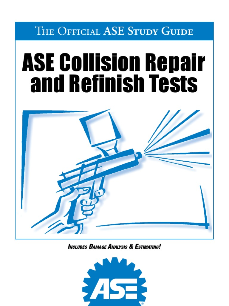 Ase Collision Repair 2011 Web Welding Air Conditioning