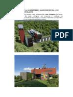 Casas Ecologic As Sostenibles r4 House Hecha Con Materiales Reciclados