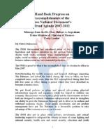 FNM's progress in government