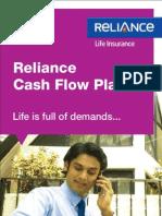 Reliance Cash Flow
