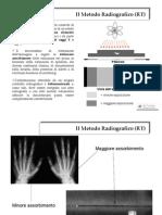 Metodo Radiografico