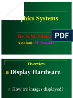 Graphics Systems