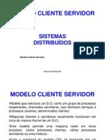 ModeloClienteServdor